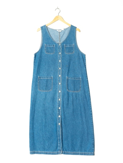 Basic Editions Jeanskleid in L-XL in blue denim, Produktansicht