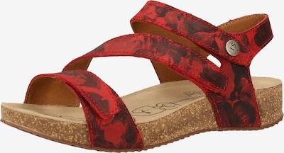 JOSEF SEIBEL Sandalen in rot, Produktansicht