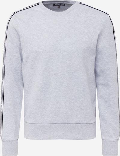 Michael Kors Sweat-shirt en gris chiné / noir / blanc, Vue avec produit