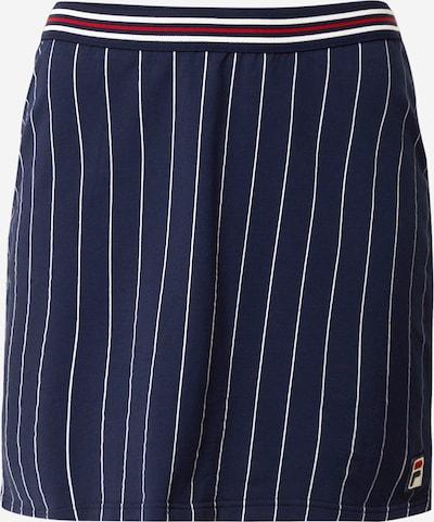 FILA Rok 'Heiress' in de kleur Navy / Rood / Wit, Productweergave