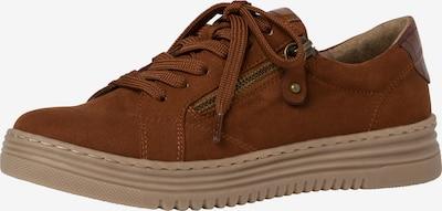 JANA Sneaker in braun, Produktansicht