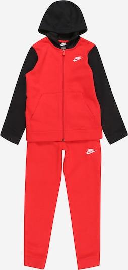 Laisvalaikio kostiumas iš Nike Sportswear , spalva - raudona / juoda / balta, Prekių apžvalga