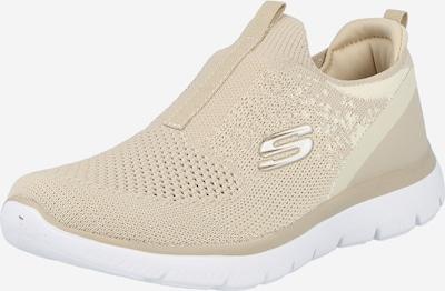 SKECHERS Zapatillas sin cordones en piel, Vista del producto