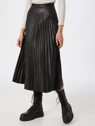 Sijonas 'Calf' iš Pimkie , spalva - juoda, Modelio vaizdas