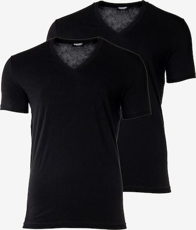 DSQUARED2  T-Shirt in schwarz, Produktansicht
