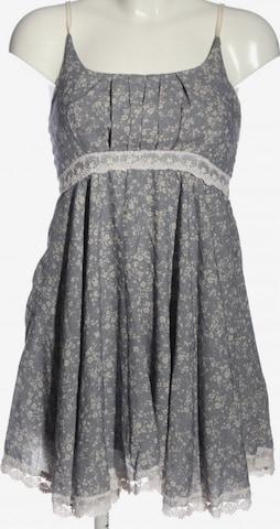 Yumi Dress in S in Blue