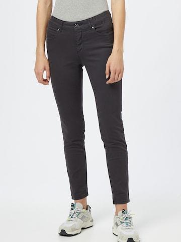 Jeans di OUI in nero