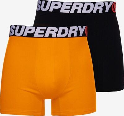 Superdry Boxerky - oranžová / černá / bílá, Produkt