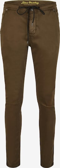 Blue Monkey Jeans in Olive, Item view