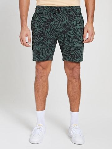 Shiwi Püksid 'Mangrove', värv roheline