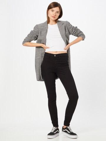 SELECTED FEMME Jeans in Zwart