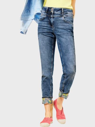 CECIL Jeans in blau, Modelansicht