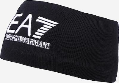 EA7 Emporio Armani Headband in Dark blue / White, Item view