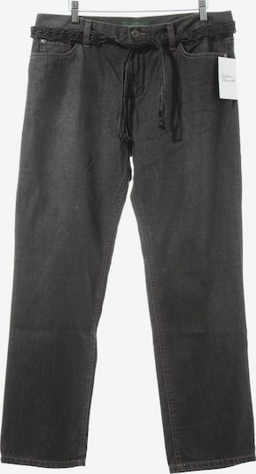 Lauren Jeans Co. Straight-Leg Jeans in 30-31 in dunkelgrau, Produktansicht