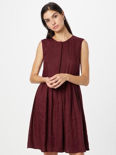 Superdry Kleid in rubinrot, Modelansicht