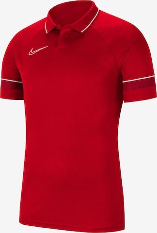 NIKE Sportshirt 'Academy' in Rot