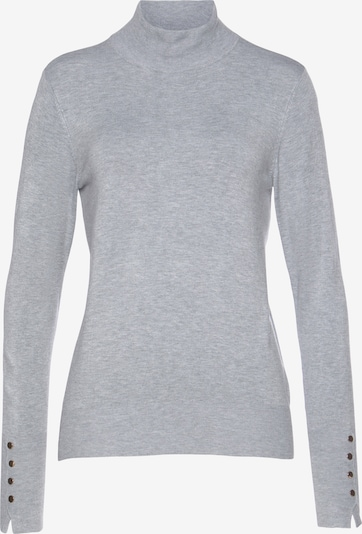 LASCANA Sweater in mottled grey, Item view