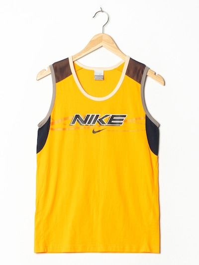 NIKE Tank-Top in S in orange, Produktansicht