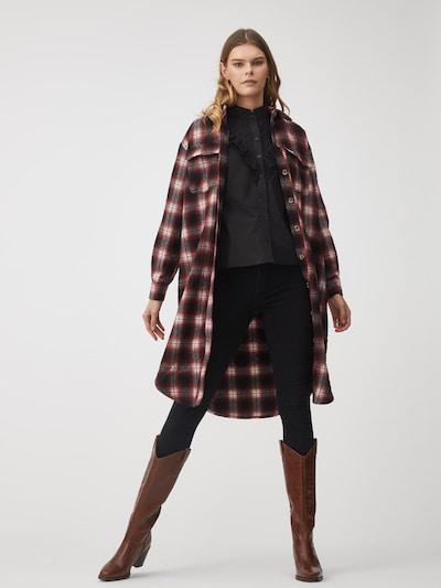 A-VIEW Blusenkleid 'Stine Long' in mischfarben, Modelansicht