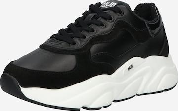 HUB Sneakers 'Rock' in Black