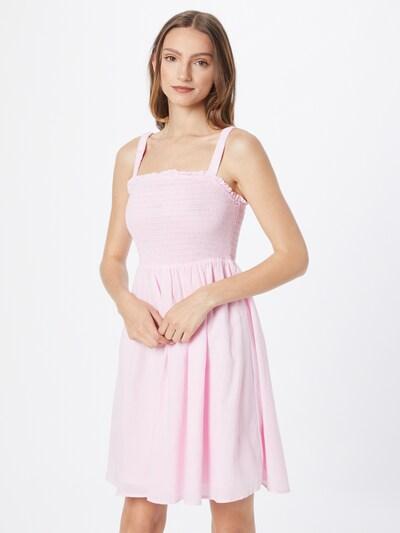 SISTERS POINT Kleid 'ETOLA' in rosa, Modelansicht
