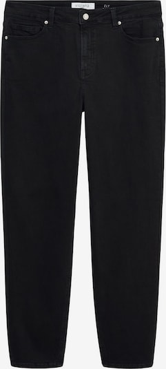 VIOLETA by Mango Jeans 'Ely' in schwarz, Produktansicht