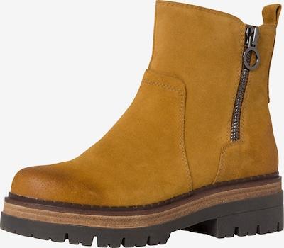 MARCO TOZZI Stiefelette in gelb, Produktansicht