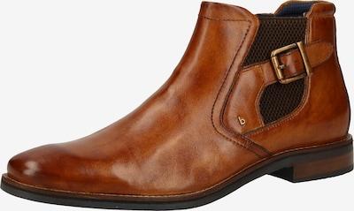 bugatti Chelsea Boots 'Malco' en caramel, Vue avec produit