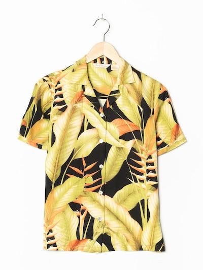 Tommy Bahama Hawaiihemd in S-M in dunkelblau, Produktansicht
