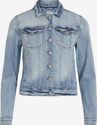 VILA Overgangsjakke 'VISHOW' i blue denim, Produktvisning