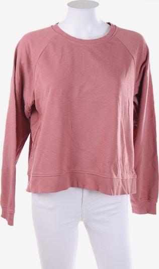 H&M Sweatshirt & Zip-Up Hoodie in L in Dusky pink, Item view