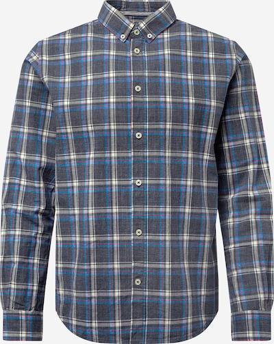 TOM TAILOR Hemd in nachtblau / mischfarben, Produktansicht
