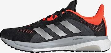 Sneaker de alergat 'SolarGlide 4' de la ADIDAS PERFORMANCE pe negru
