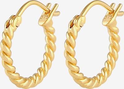ELLI PREMIUM Oorbellen in de kleur Goud, Productweergave