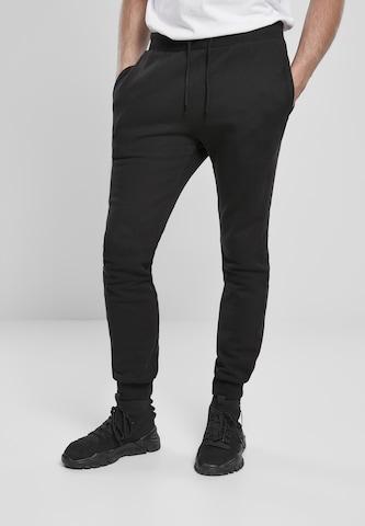 Pantalon Urban Classics en noir