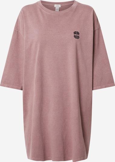 River Island Свободна дамска риза в ръждиво кафяво / черно, Преглед на продукта