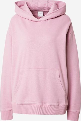 Afends Sweatshirt 'Remi' in Pink