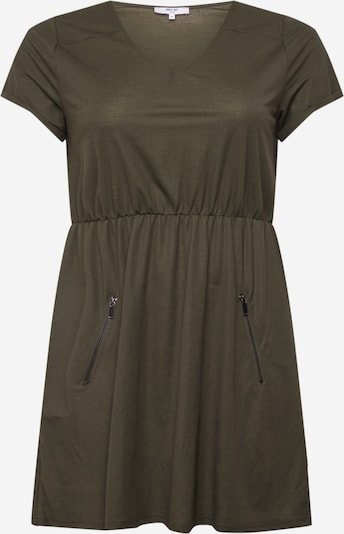 ABOUT YOU Curvy Kleit 'Cassia' khaki, Tootevaade