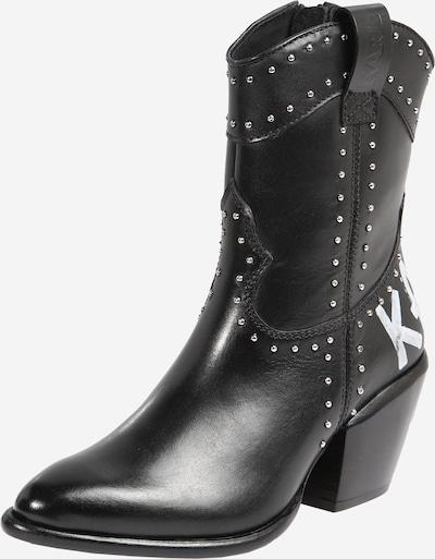 Kaubojiški batai 'Kavalier II' iš Karl Lagerfeld , spalva - juoda, Prekių apžvalga