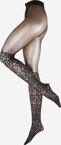 Swedish Stockings Feinstrumpfhose in Schwarz