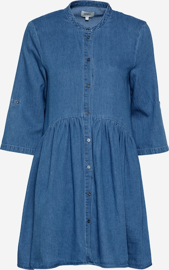 ONLY Рокля тип риза 'CHICAGO' в син деним, Преглед на продукта