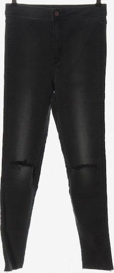 H&M High Waist Jeans in 29 in schwarz, Produktansicht