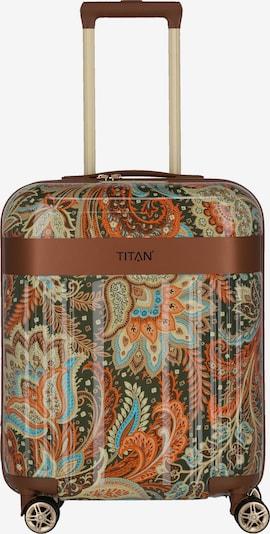 TITAN Koffer in mischfarben, Produktansicht