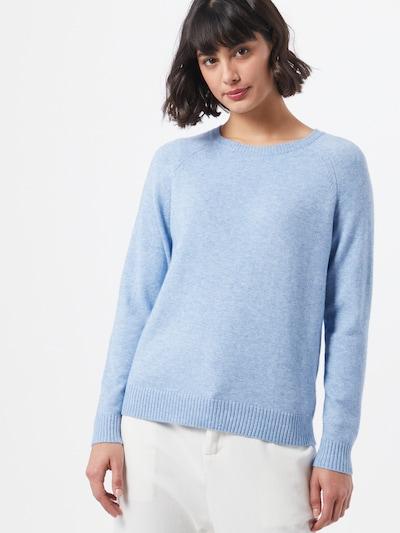 ONLY Пуловер 'Lesly Kings' в светлосиньо, Преглед на модела