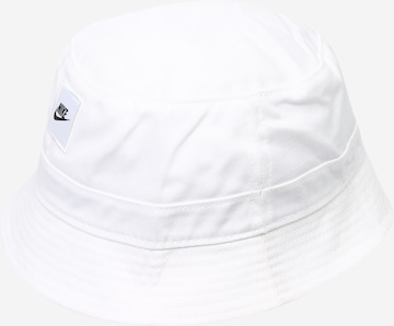 Pălărie 'NAN' de la Nike Sportswear pe alb