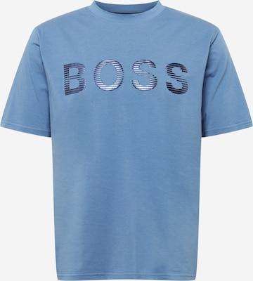 BOSS Casual Skjorte 'TANEK' i blå