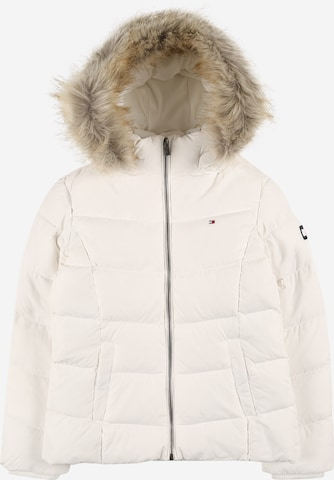 Giacca invernale di TOMMY HILFIGER in bianco