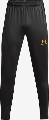 UNDER ARMOUR Workout Pants 'Challenger' in Grey