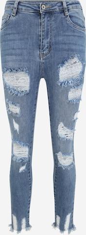 Hailys Jeans 'Mira' in Blauw