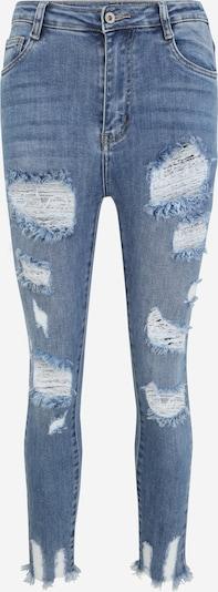 Hailys Džínsy 'Mira' - modrá / biela, Produkt